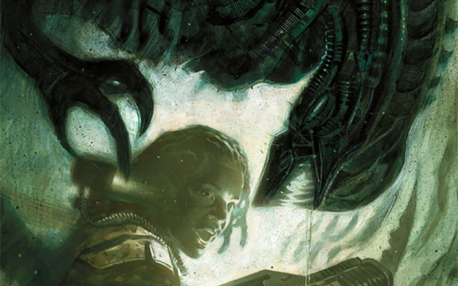 SaldaPress porta in Italia l'universo fumettistico di Aliens