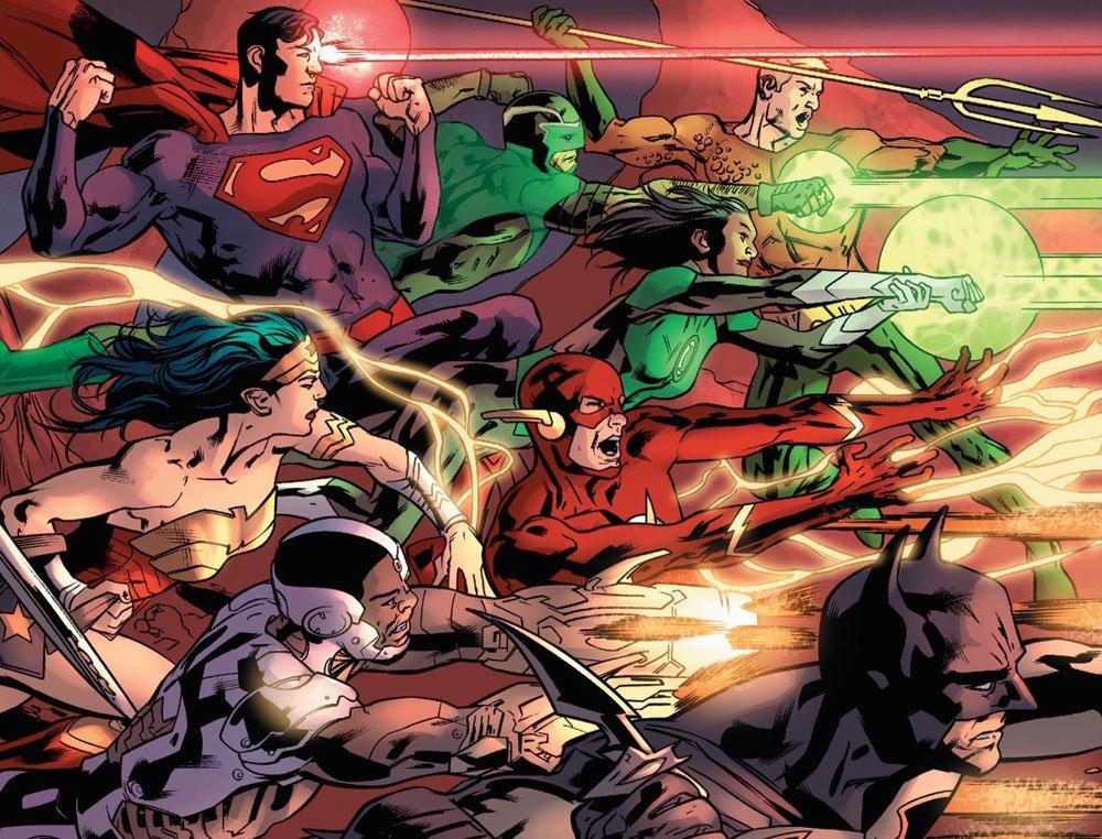 Justice League n.1, la recensione