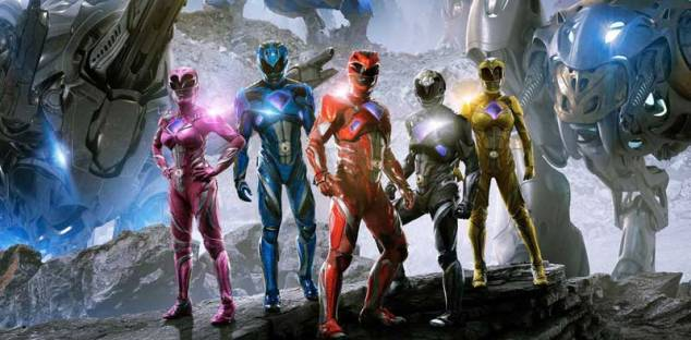 Power Rangers: la prima foto del Green Ranger e news sui… 5 sequel?!