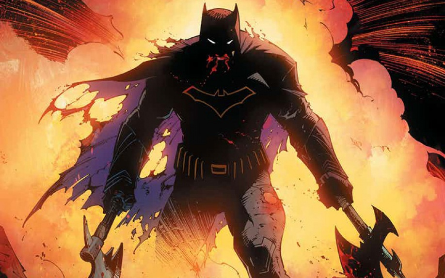 DC Comics presenta l'evento Dark Nights: Metal
