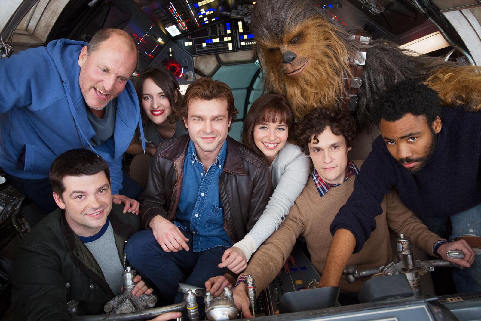 Han Solo: A Star Wars Story sarà girato in Italia