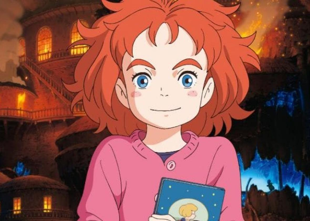 "Debutta ""Mary and the witch's Flower"", l'atteso anime degli ex Ghibli"