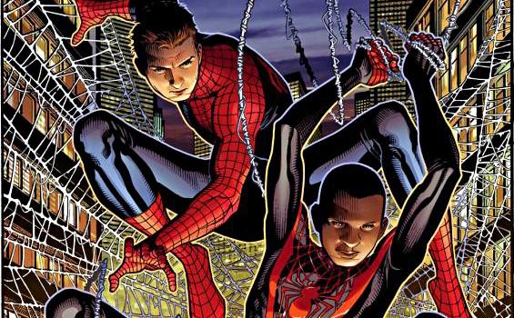 ANTEPRIMA: Arriva Spider-Men II, di Brian M. Bendis e Sara Pichelli