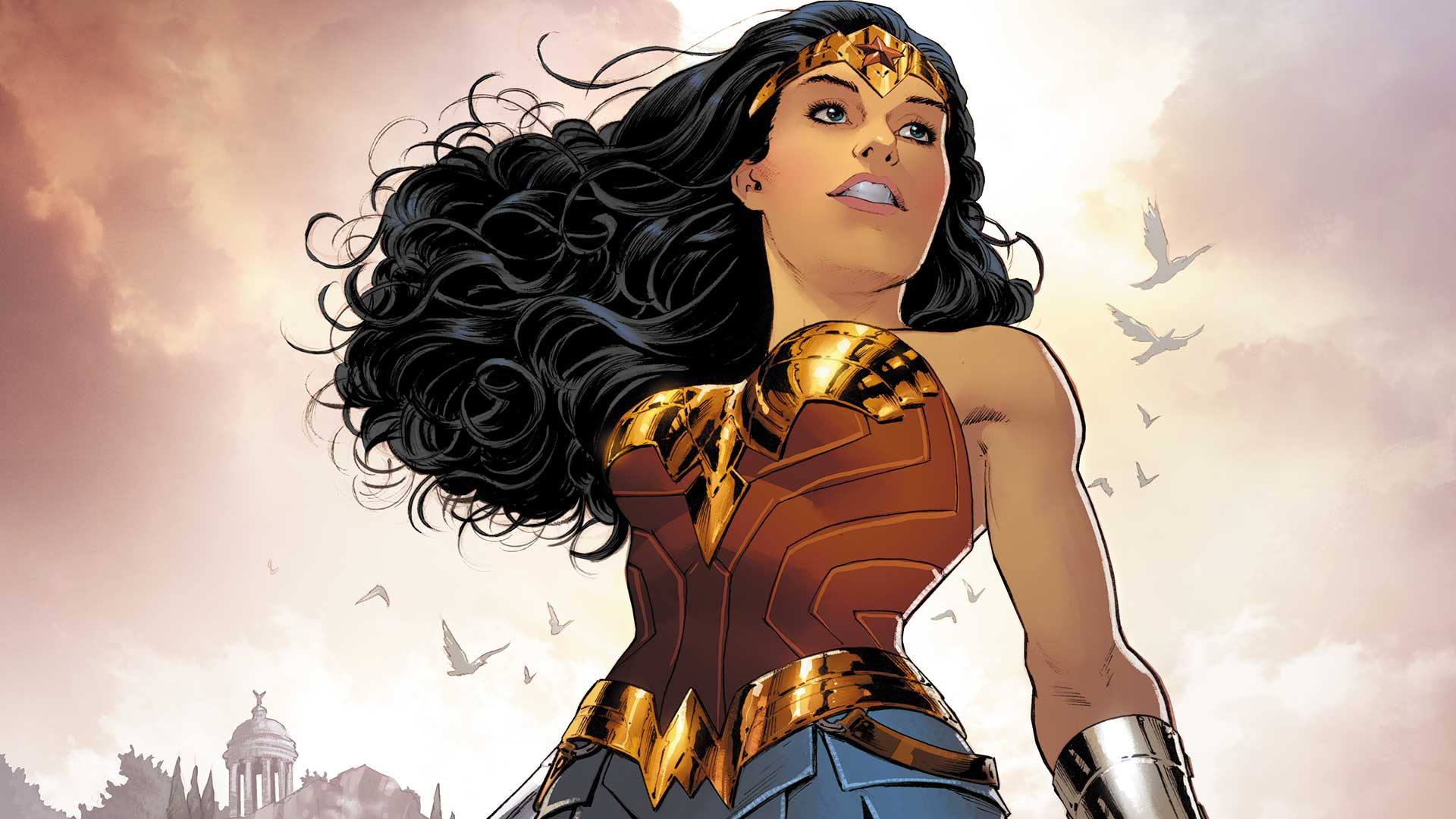 Il nuovo team creativo di Wonder Woman sarà interamente femminile