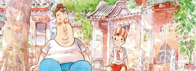 Una fiaba moderna che giunge da lontano: I racconti dei Vicoletti di Nie Jun