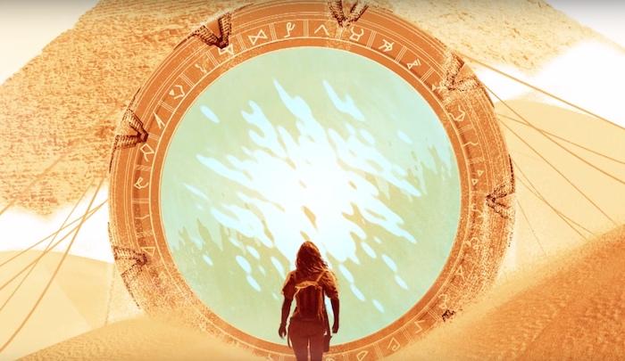 Stargate Origins: poster ufficiale e trama della web serie prequel del film di Emmerich