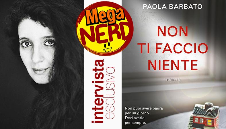 [Video] MegaNerd intervista Paola Barbato