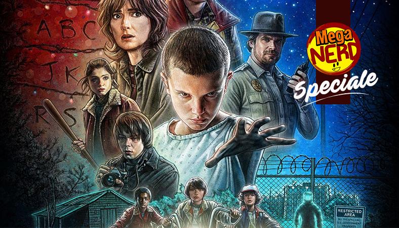 Speciale Stranger Things – Siete pronti a tornare Sottosopra?