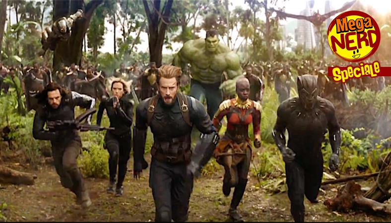 Avengers: Infinity War – Analisi del trailer più atteso dell'anno