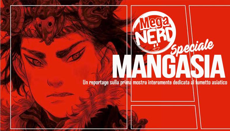 Mangasia – Un viaggio incredibile alla scoperta del fumetto asiatico