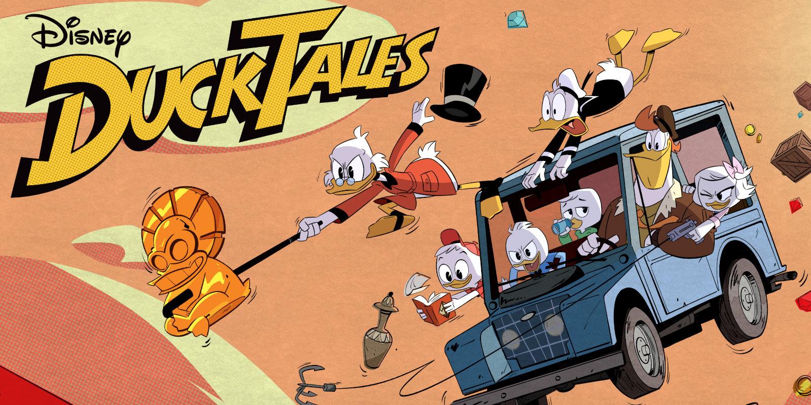 [Recensione] Ducktales, la prima puntata del remake più atteso dell'anno