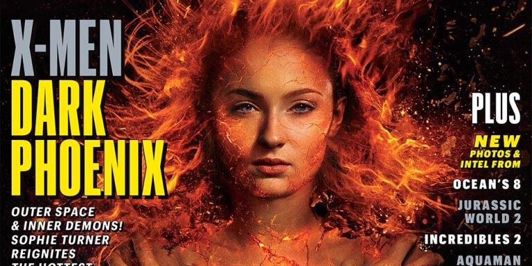 X-Men: Dark Phoenix – Ecco la prima foto ufficiale di Sophie Turner