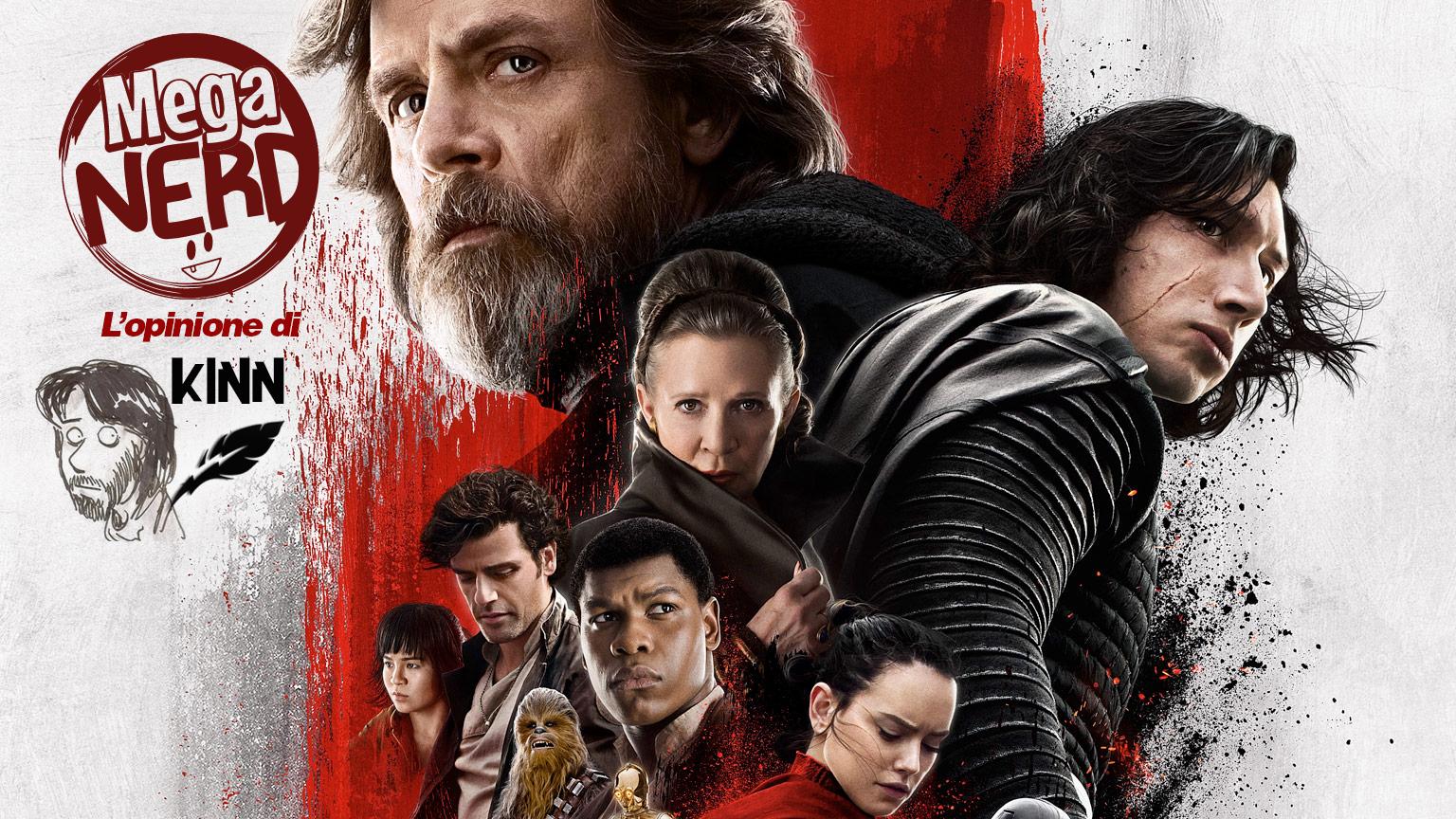 Controcorrente: a me Star Wars: Gli Ultimi Jedi non è piaciuto