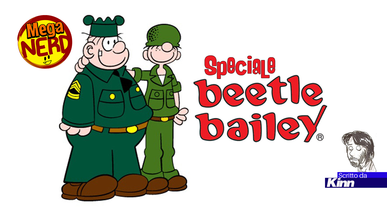 Speciale Beetle Bailey – In ricordo di Mort Walker