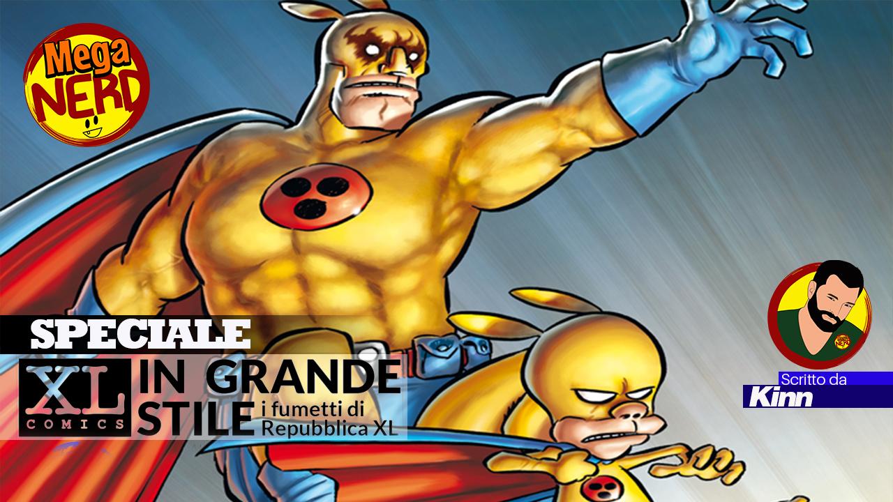 In grande stile – I fumetti di Repubblica XL in mostra a Roma
