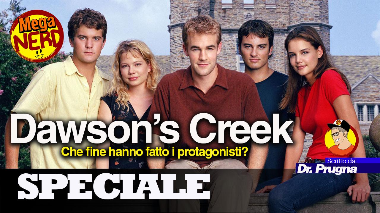 Dawson's Creek – Che fine hanno fatto i protagonisti?