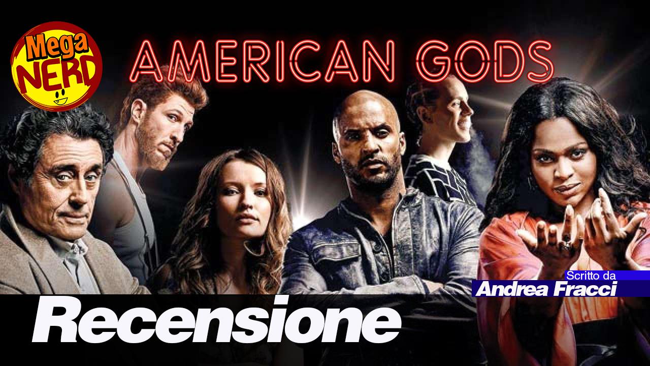 American Gods – Recensione