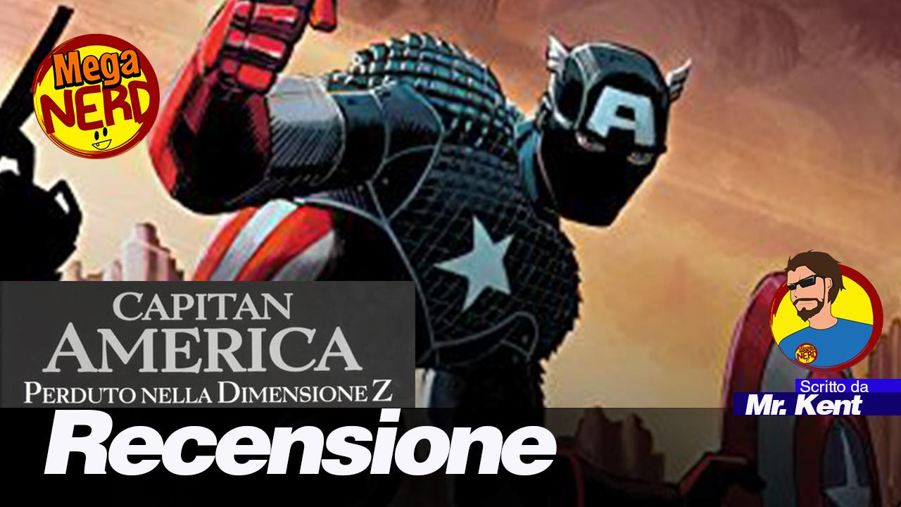Capitan America: Perduto nella Dimensione Z – Recensione