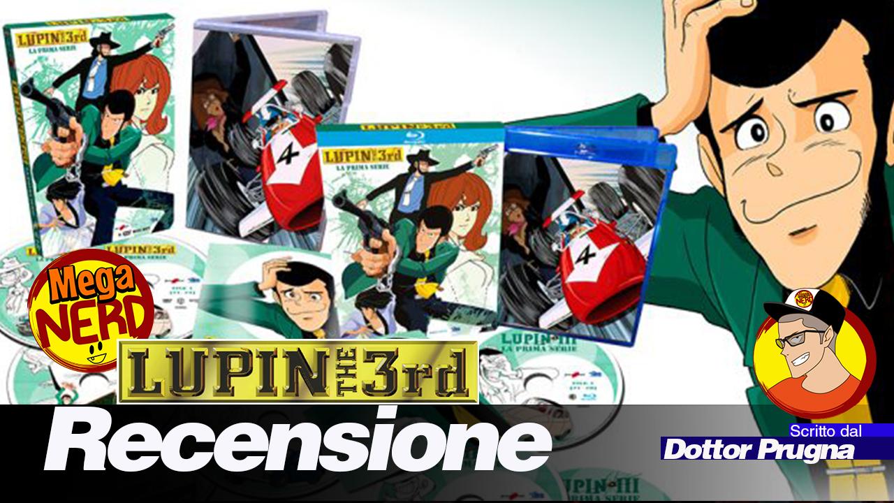Lupin the 3rd – Recensione cofanetto prima serie