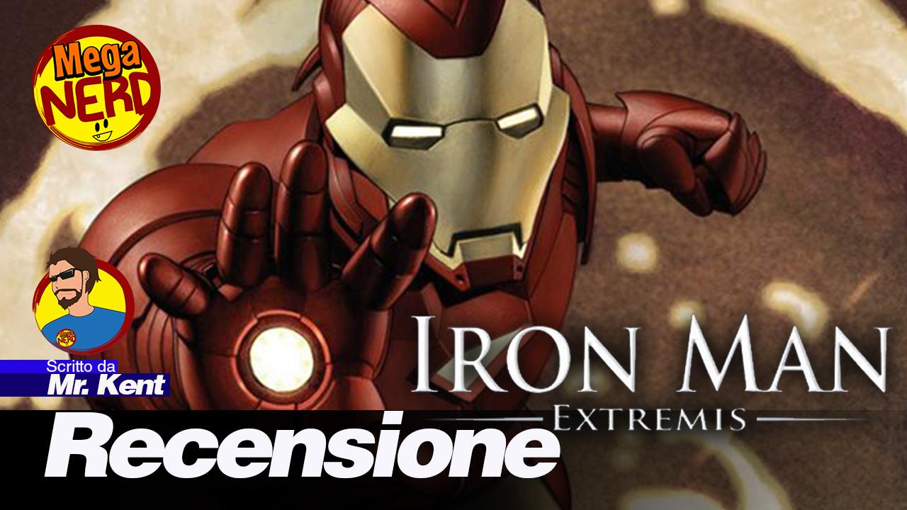 Iron Man: Extremis – Recensione