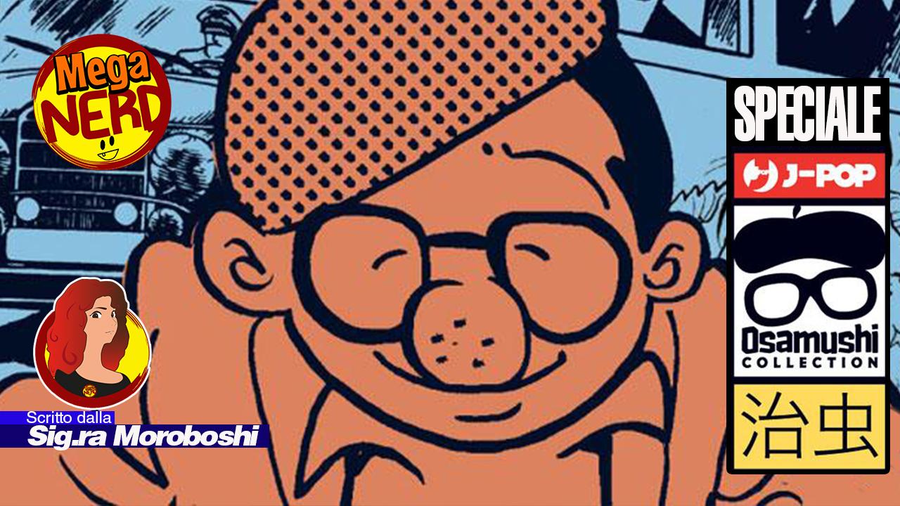 Osamushi Collection: la collana dedicata al Maestro Tezuka