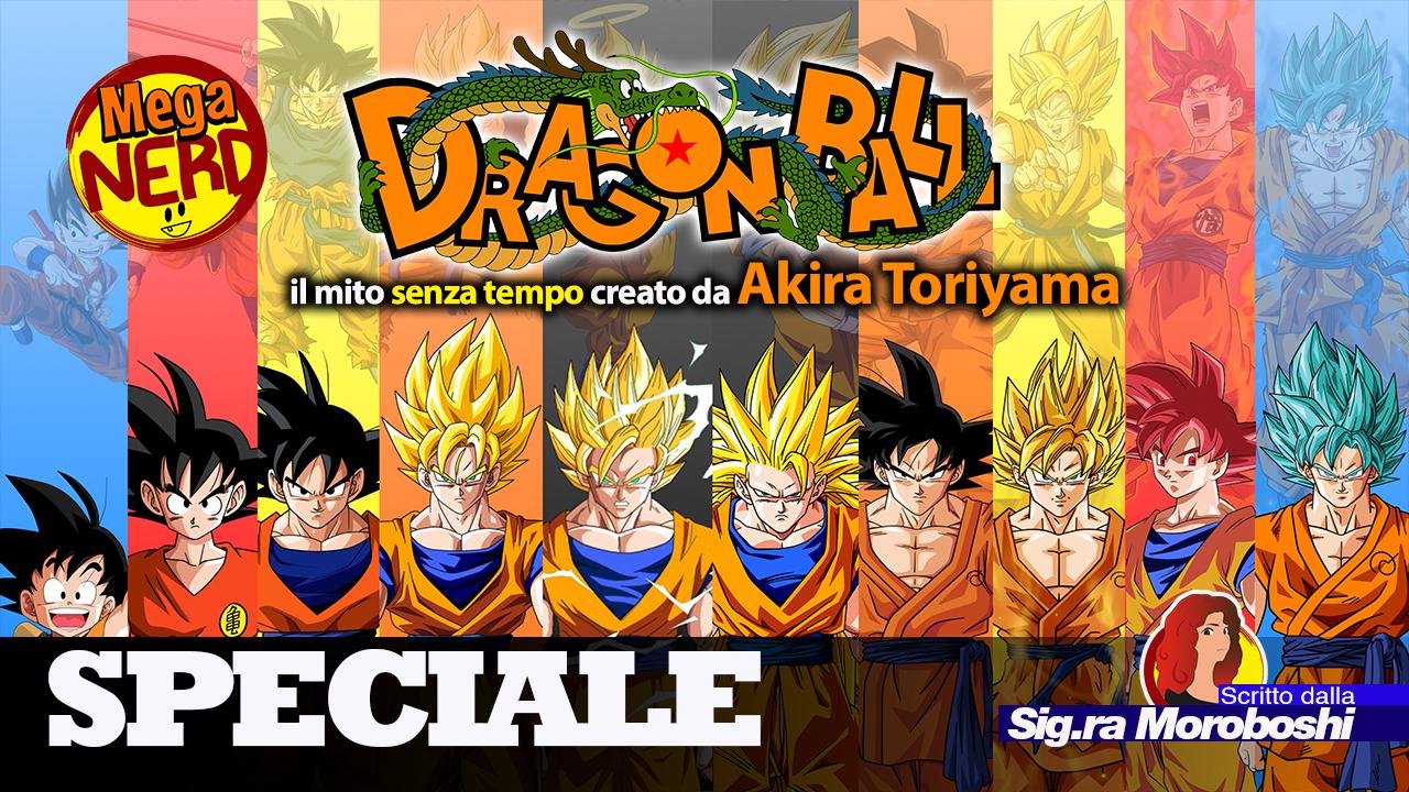 Dragon Ball – Il mito senza tempo creato da Akira Toriyama