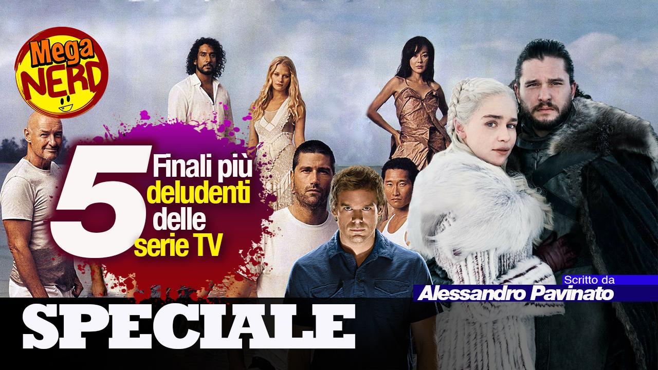 Serie TV – I cinque finali più deludenti
