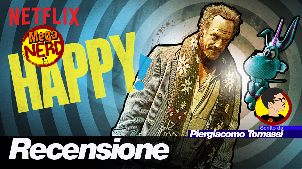 Happy! – Recensione stagione 2: Happy Ending?