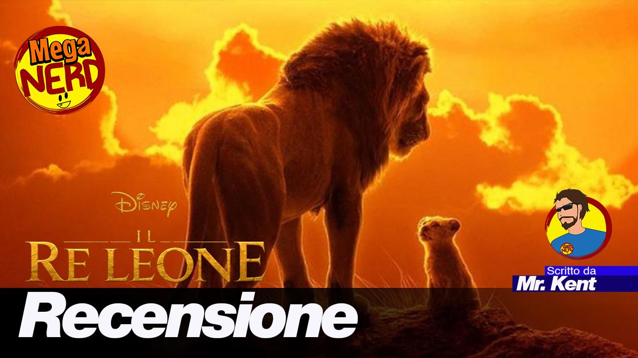 Il Re Leone – Recensione di un film (fin troppo) perfetto