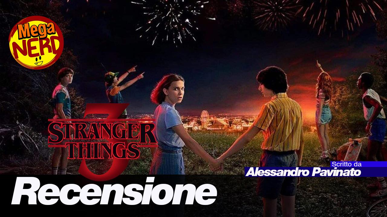 Stranger Things 3 – Un'estate può cambiare tutto