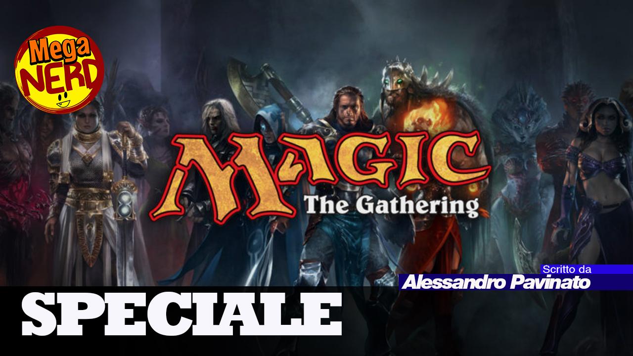 Magic the Gathering – Come non sentire il peso di quasi 30 anni di vita