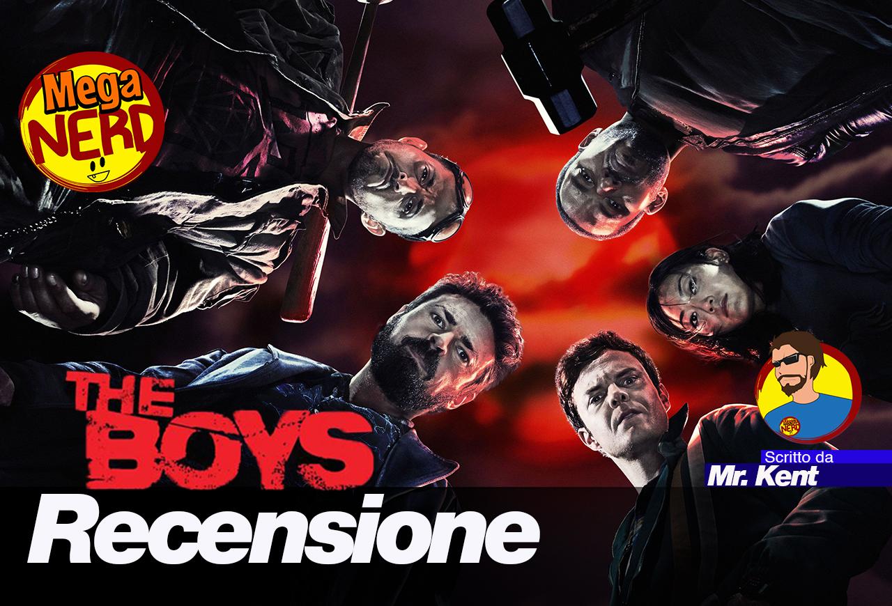 The Boys – L'egoismo dei Super, la caparbietà degli Eroi