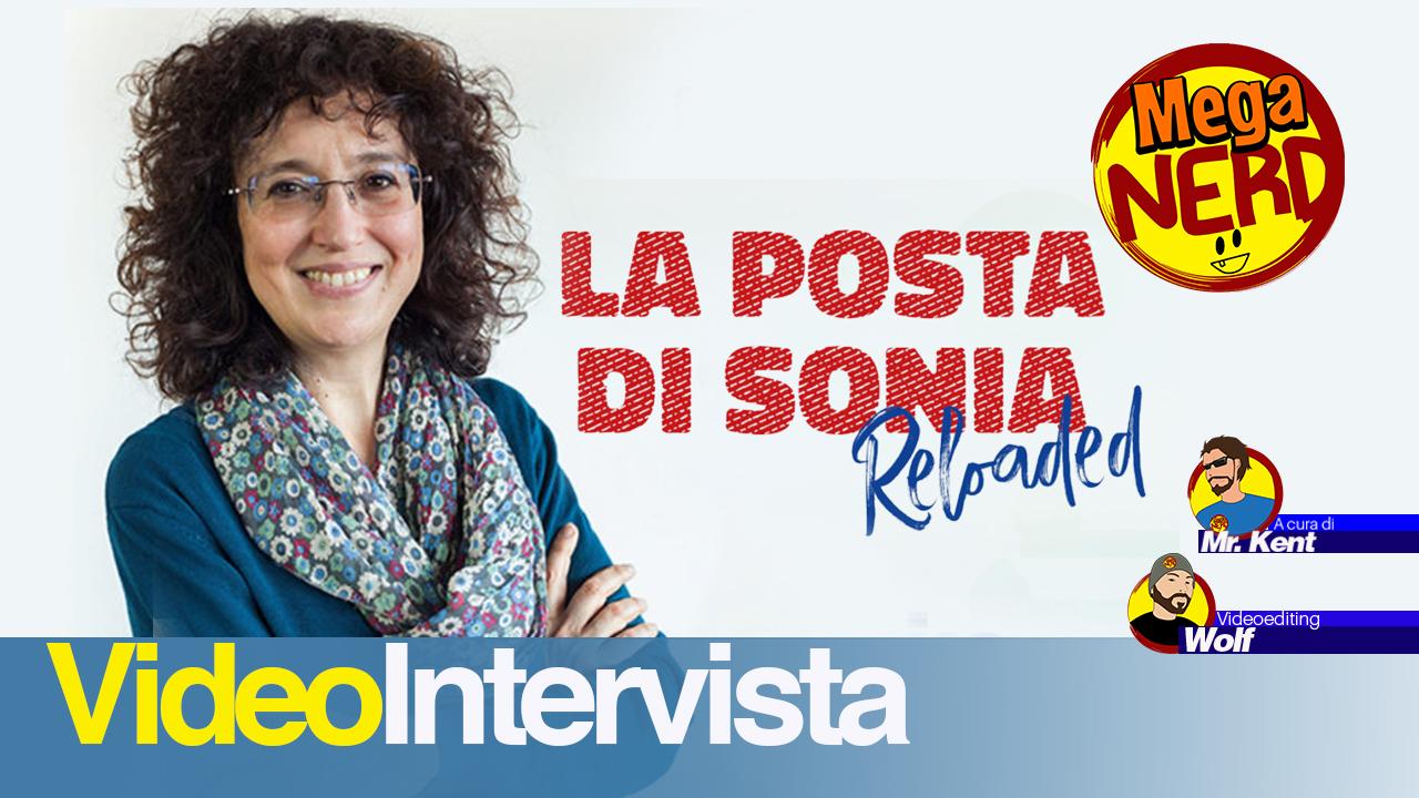 Sonia: «Faccio rivivere la Posta di Sonia a Romics… dal vivo!»
