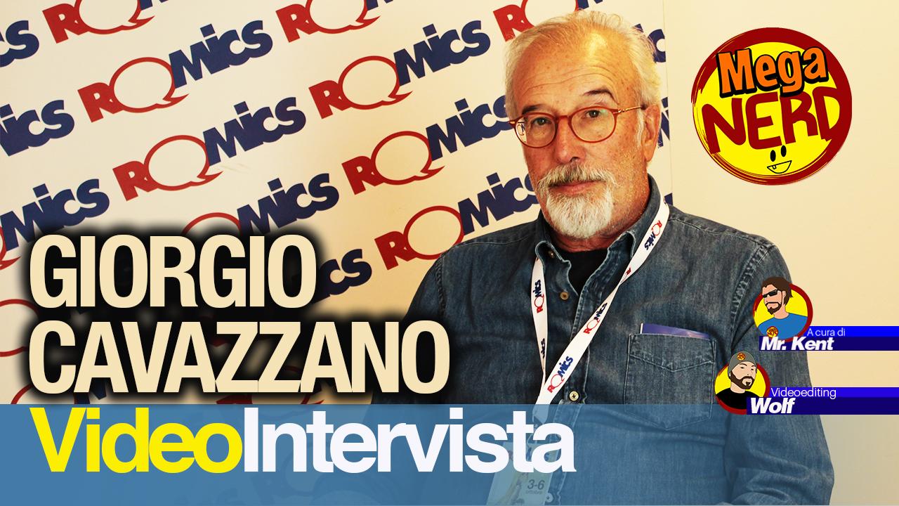 Giorgio Cavazzano: «Qui si respira felicità!»