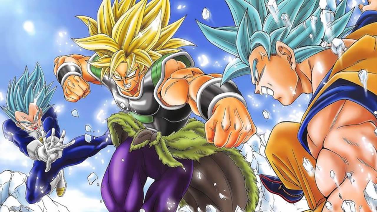 Star Comics annuncia il romanzo Dragon Ball Super: Broly