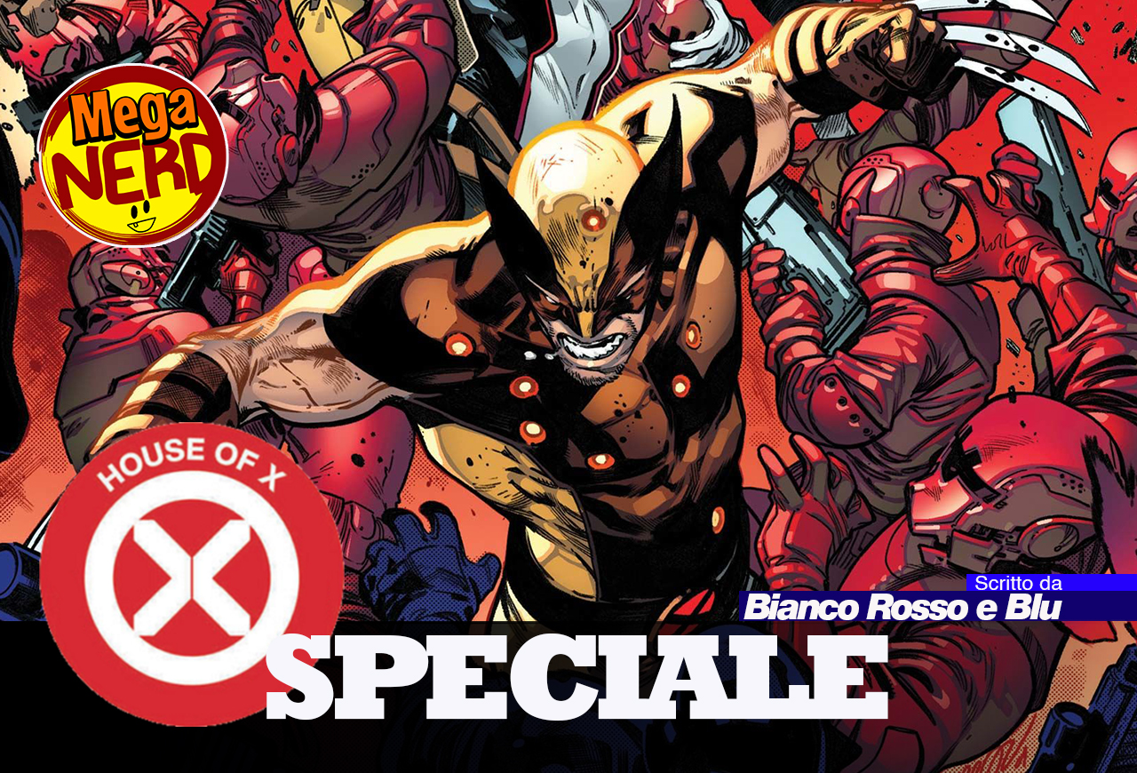 [Aspettando Dawn of X] Cap. 7 – House of X #4
