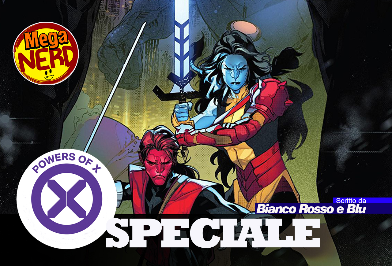 [Aspettando Dawn of X] Cap. 5 – Powers of X #3
