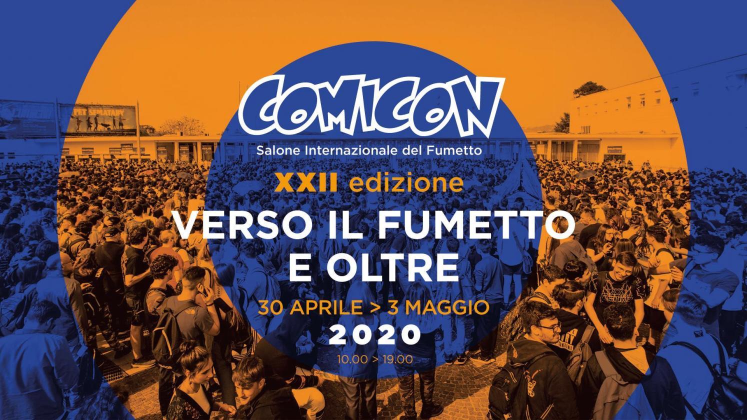 Comicon 2020 – Il Magister Davide Toffolo, la mostra Italia Loves Spider-Man e tutti gli altri annunci