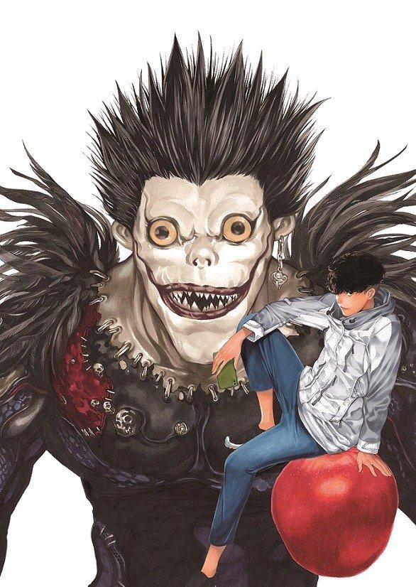 Death Note – svelata la copertina del nuovo capitolo