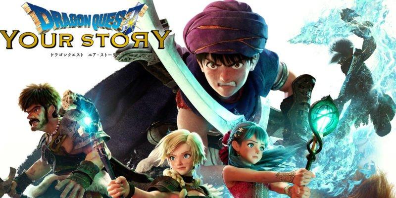 Dragon Quest: Your Story arriva a sorpresa su Netflix! Ecco i dettagli