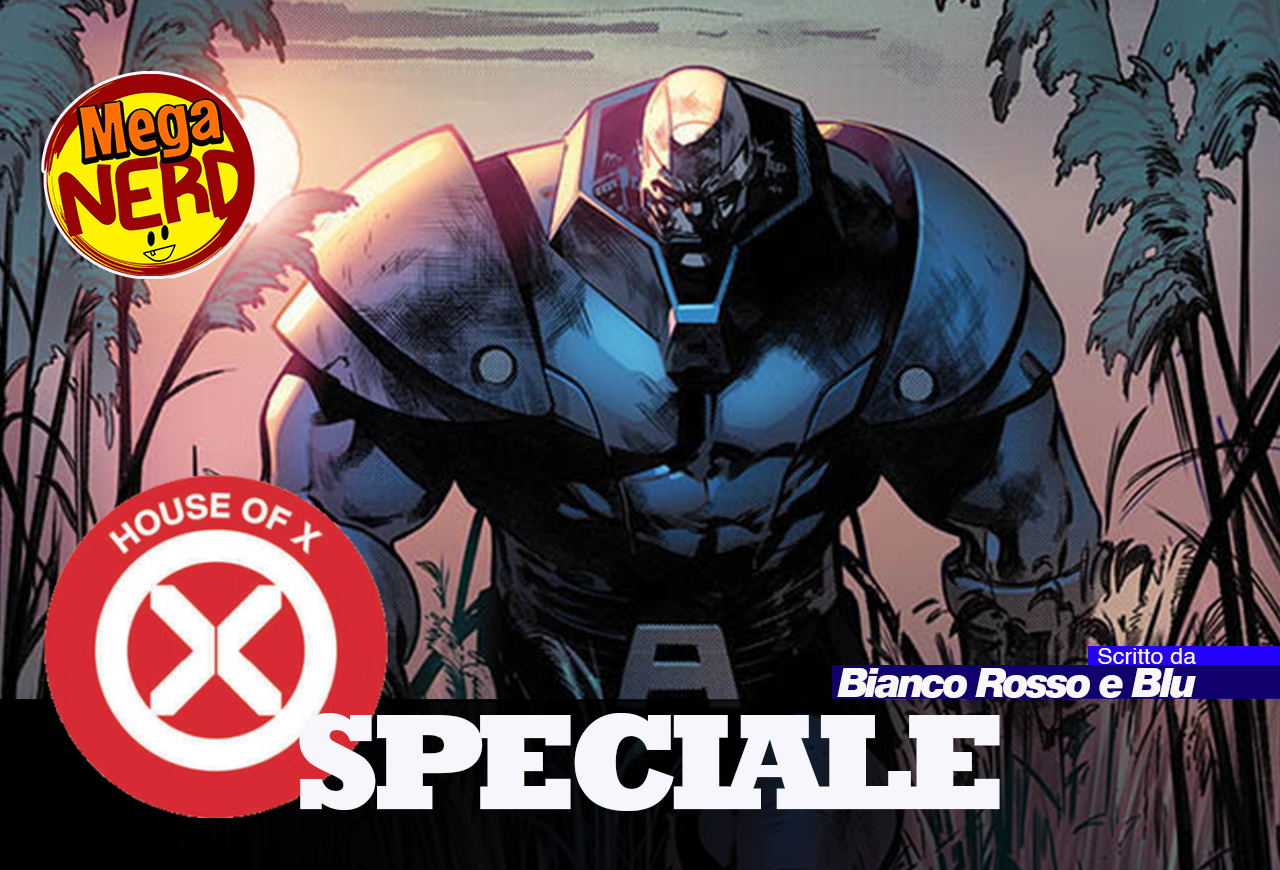 [Aspettando Dawn of X] Cap. 9 – House of X #5