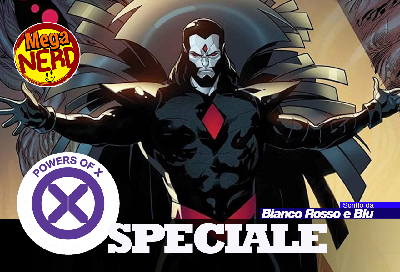 [Aspettando Dawn of X] Cap. 10 – Powers of X #5