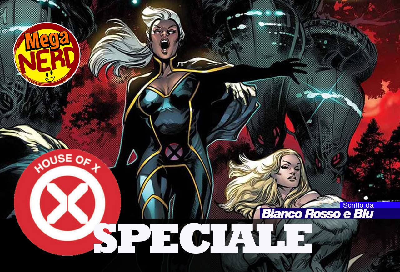 [Aspettando Dawn of X] Cap. 11 – House of X #6