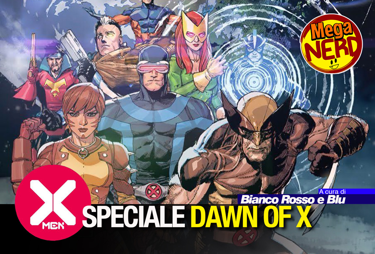 Speciale Dawn of X [Cap. 1] X-Men #1