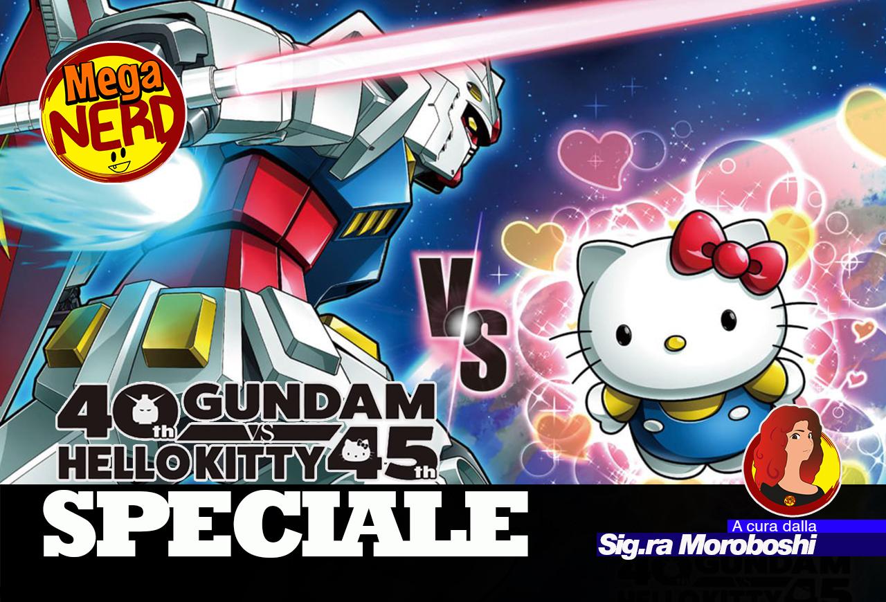 Gundam VS Hello Kitty – Il folle cortometraggio è un'esplosione d'amore