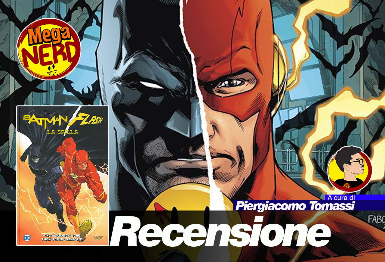 Batman/Flash: La Spilla – Tra Rinascita e Doomsday Clock