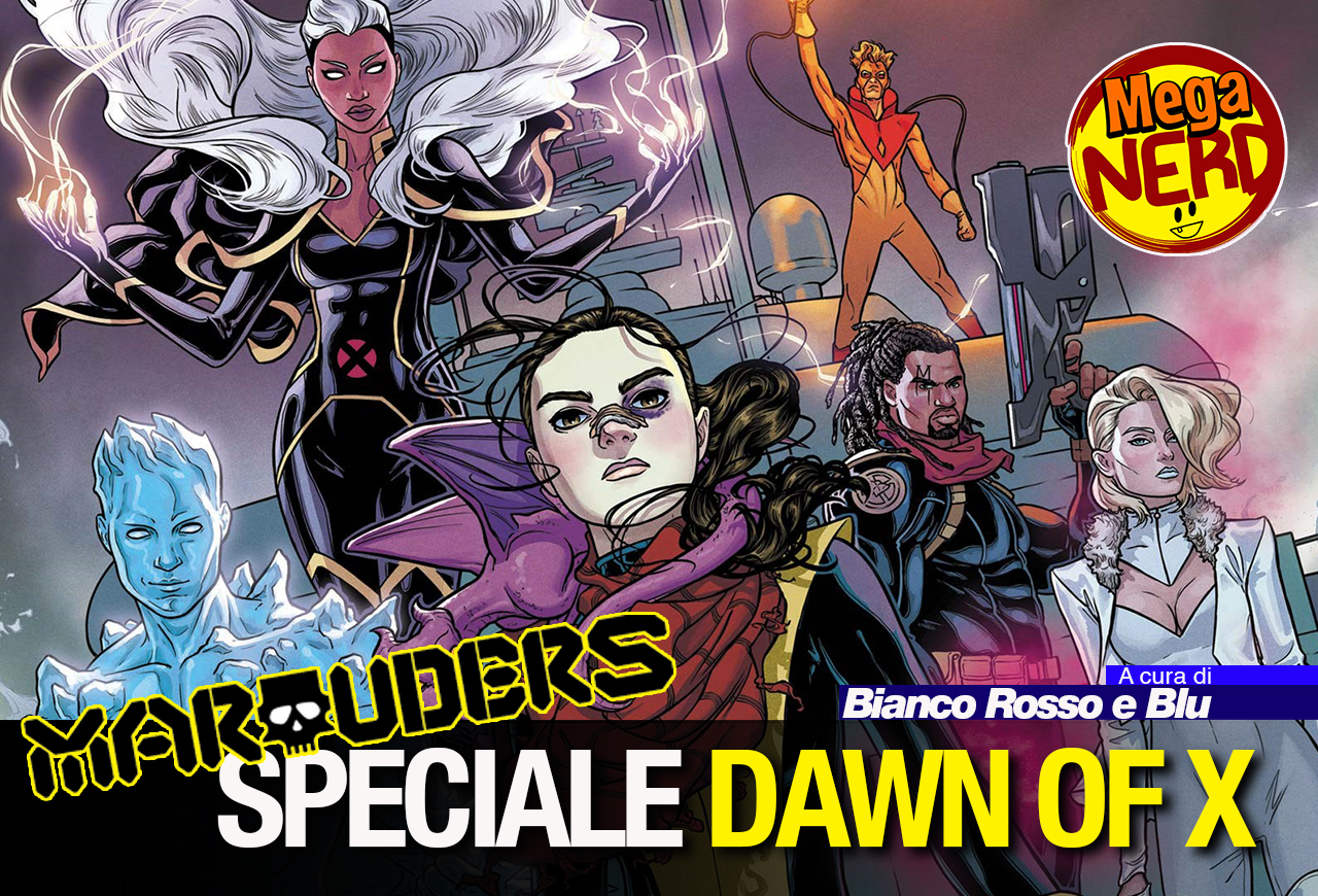 Speciale Dawn of X [Cap. 2] Marauders #1