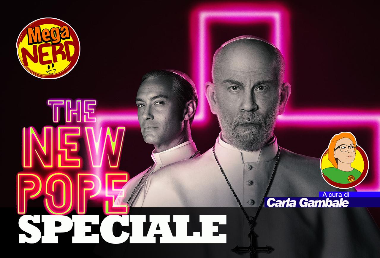 The New Pope – Cinque buoni motivi per recuperare la serie di Sorrentino