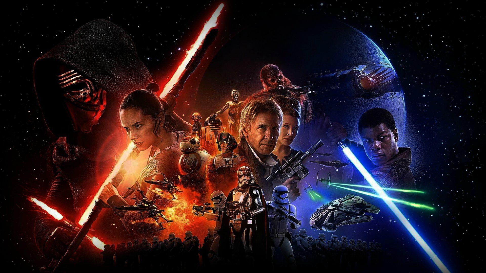 Star Wars: Il Risveglio della Forza arriva su Italia1
