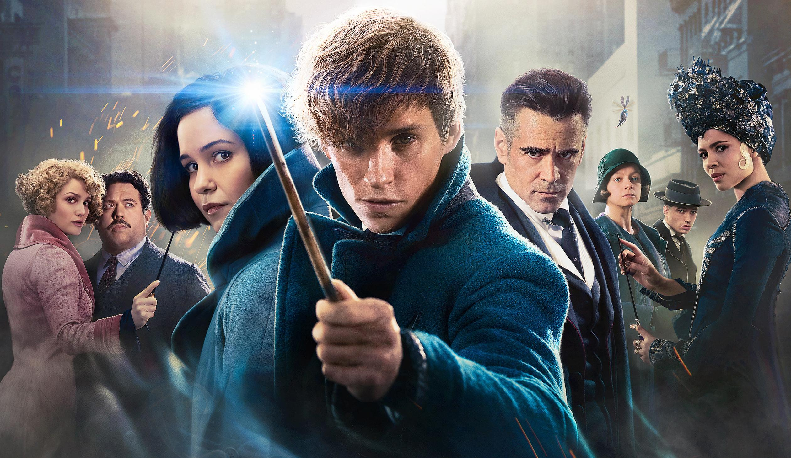 Dopo Harry Potter, anche Animali Fantastici arriva su Mediaset